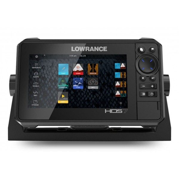 Эхолот Lowrance HDS-7 LIVE Active Imaging 3-in-1