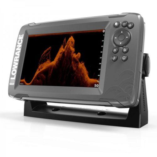 Эхолот Lowrance HOOK2-7x SplitShot с GPS