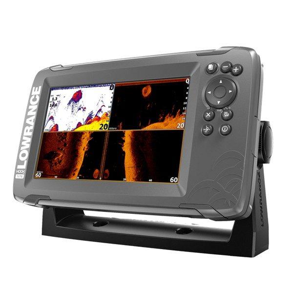 Эхолот Lowrance HOOK2-7x TripleShot с GPS