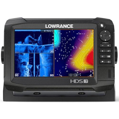 Lowrance HDS-7 Carbon Без датчика