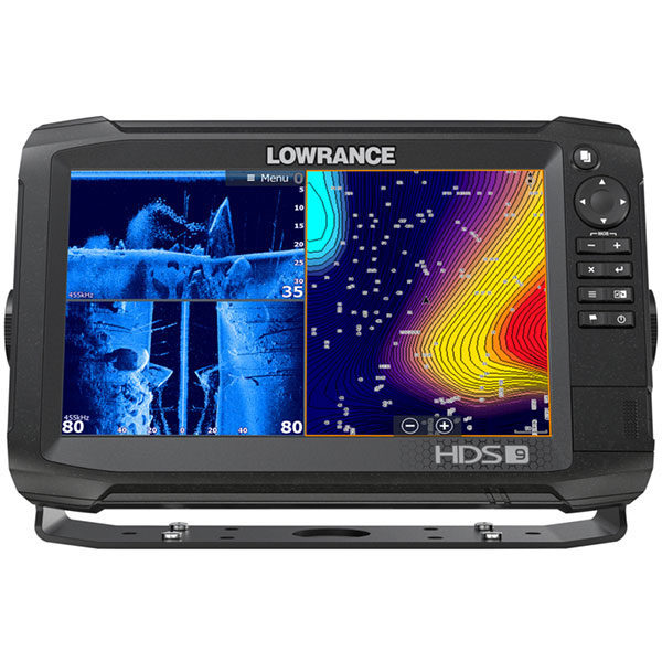 Lowrance HDS-9 Carbon без датчика