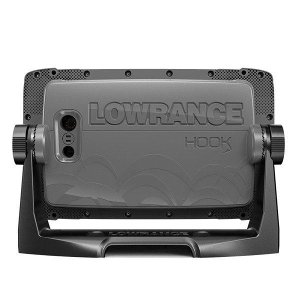 Эхолот Lowrance HOOK2-7 SplitShot