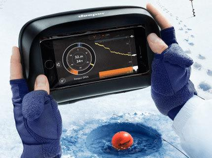 Зимний чехол Deeper для смартфона XL