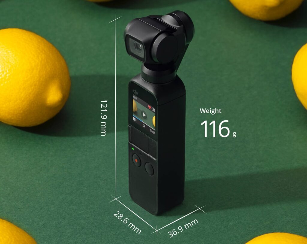 Стабилизатор DJI Osmo Pocket