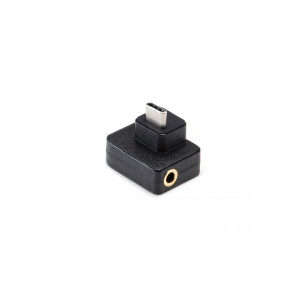 Адаптер CYNOVA Dual 3.5mm/USB-C DJI Osmo Action