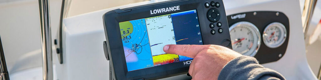 Эхолот Lowrance HOOK Reveal 7