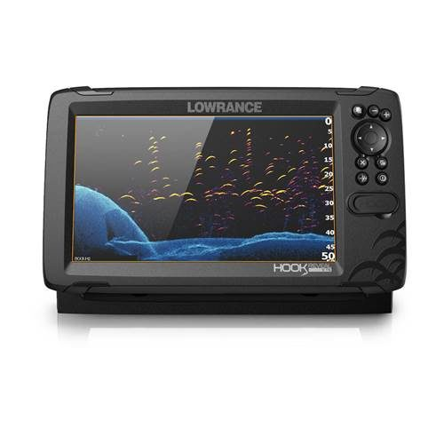 Эхолот Lowrance Hook REVEAL 9 Tripleshot 000-15531-001