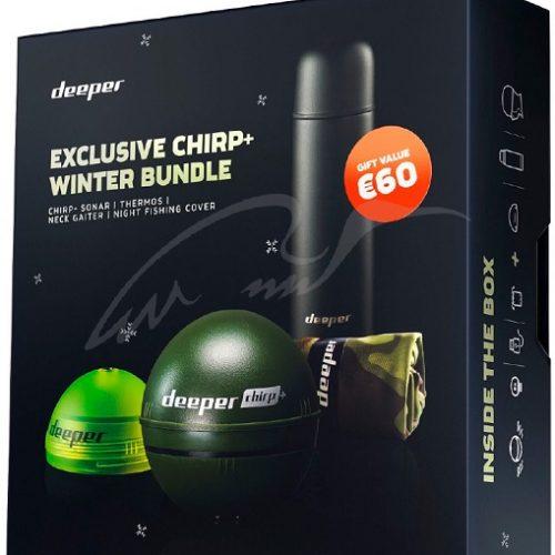 Эхолот Deeper CHIRP+ Winter bundle