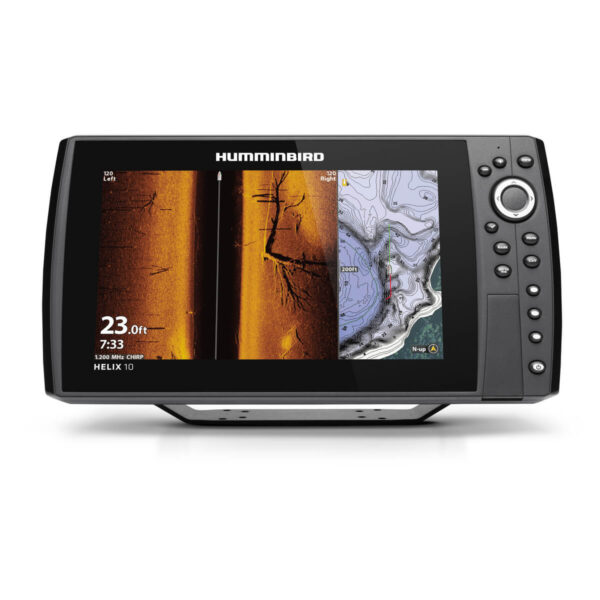 Эхолот Humminbird HELIX 10x CHIRP MEGA SI+ GPS G3N