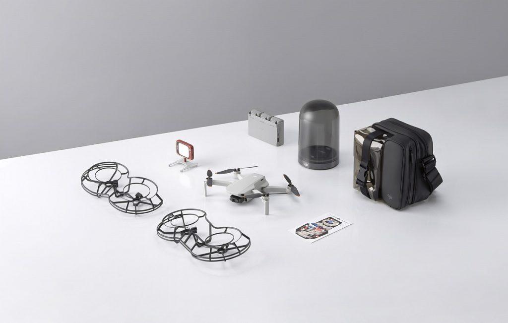 Квадрокоптер DJI Mavic Mini 2