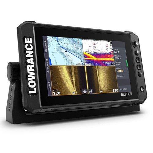 Эхолот Lowrance Elite FS 9 с Active Imaging 3-в-1