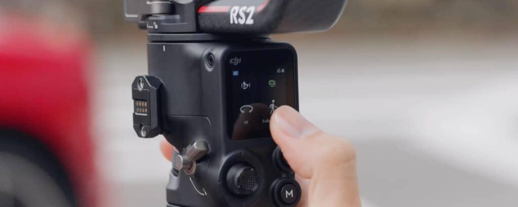 Стабилизатор DJI RS 2
