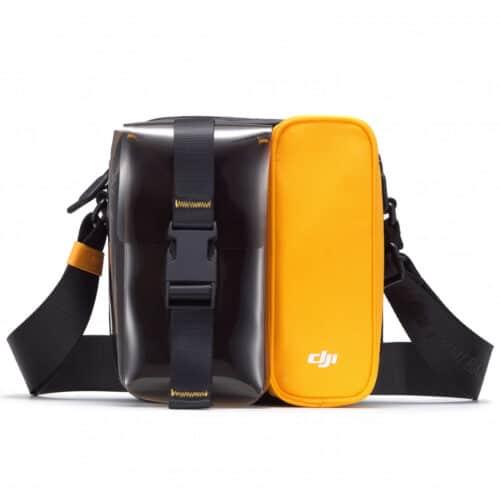 Фирменная мини-сумка DJI Mini (Черно-Желтая)