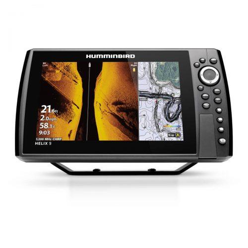 Эхолот Humminbird Helix 9x Chirp Mega SI+ GPS G4N
