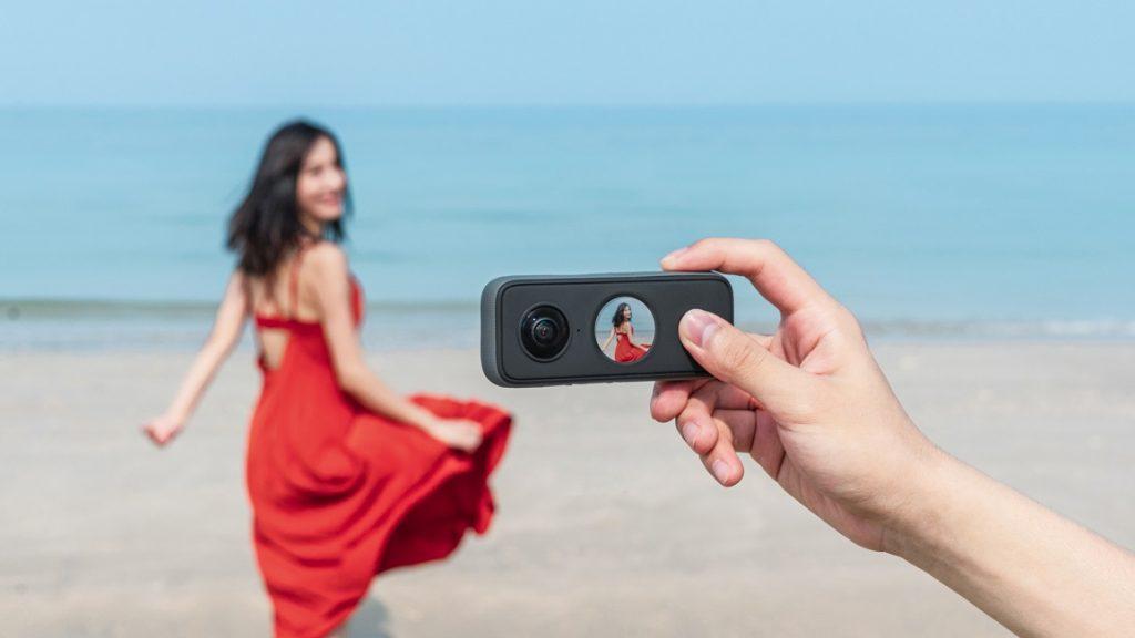 Экшн-камера Insta360 One X2
