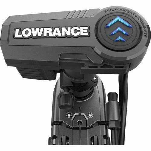 Троллинговый мотор Lowrance GHOST