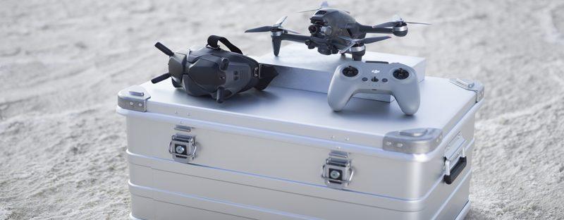 Квадрокоптер DJІ FРV Соmbо